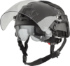 Manta_Tactical_Black_Helmet_Angle_Left_Visor_Up