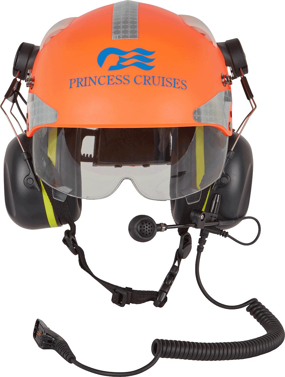 Orange_Princess_Cruises_Helmet_Front